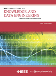 IEEE TRANSACTIONS ON KNOWLEDGE AND DATA ENGINEERING TKDE [1,2]