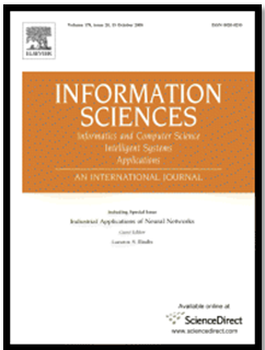 Information Sciences [1,2,3,4,5,6,7]