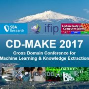 CD-MAKE machine learning and knowledge extraction